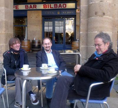 Cafe Bilbao saria jasotzen